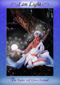 Mystic Bliss Empowerment Cards by Colette are available