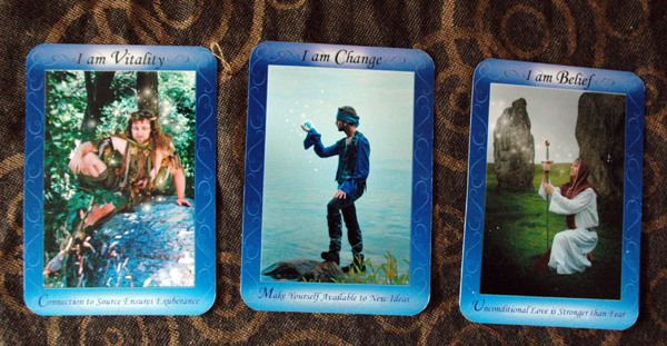July 27 Mystic Monday Reading
