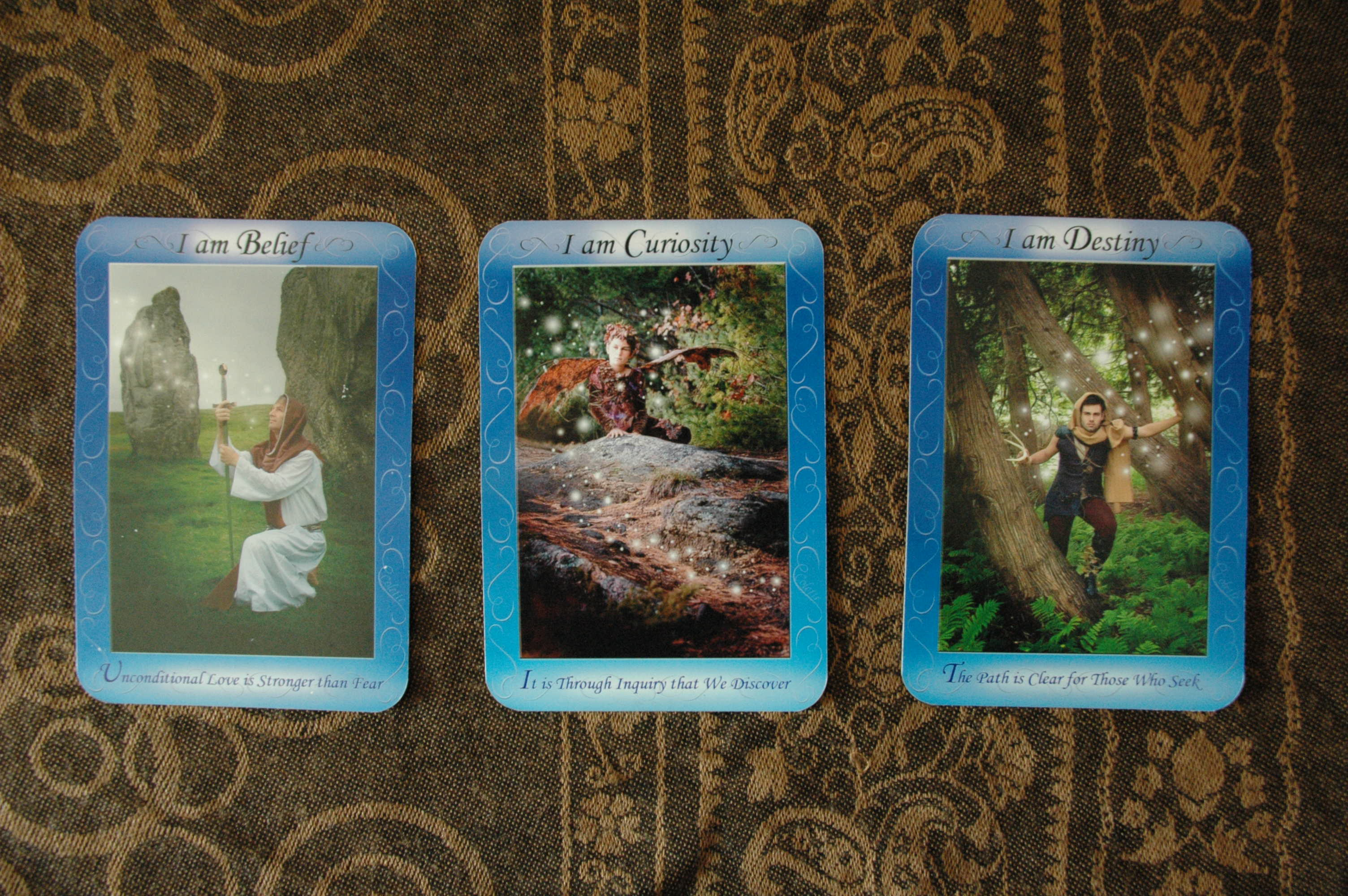 August 17th Mystic Card reading